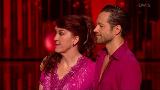 Kate Flannery of 'The Office' eliminated from 'Dancing With the Stars'