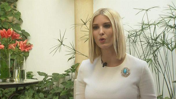 Ivanka Trump breaks with her dad on whistleblower identity
