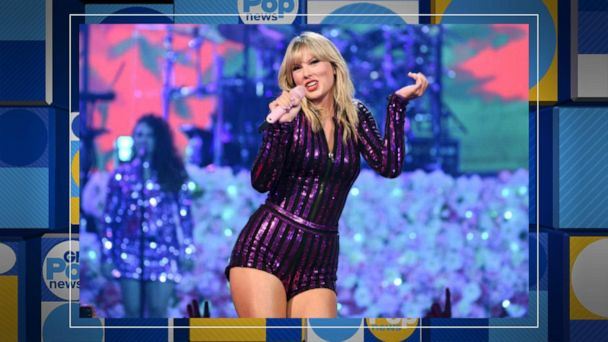 Taylor Swift announces free concert during March Madness