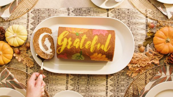 Thanksgiving's trendiest dessert is the pumpkin roll: Here's how to make it