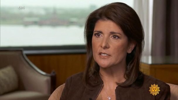 Haley claims Kelly, Tillerson worked to resist Trump