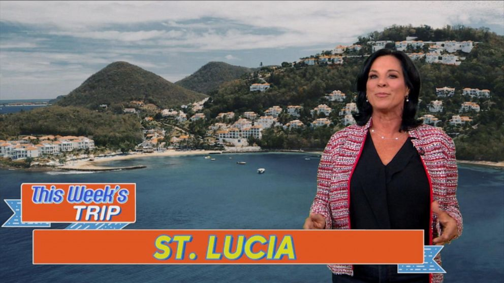 SSK's Password To Paradise Contest week 2: St. Lucia