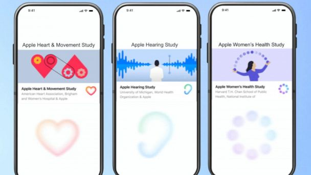 Apple launches new medical-focused Research app