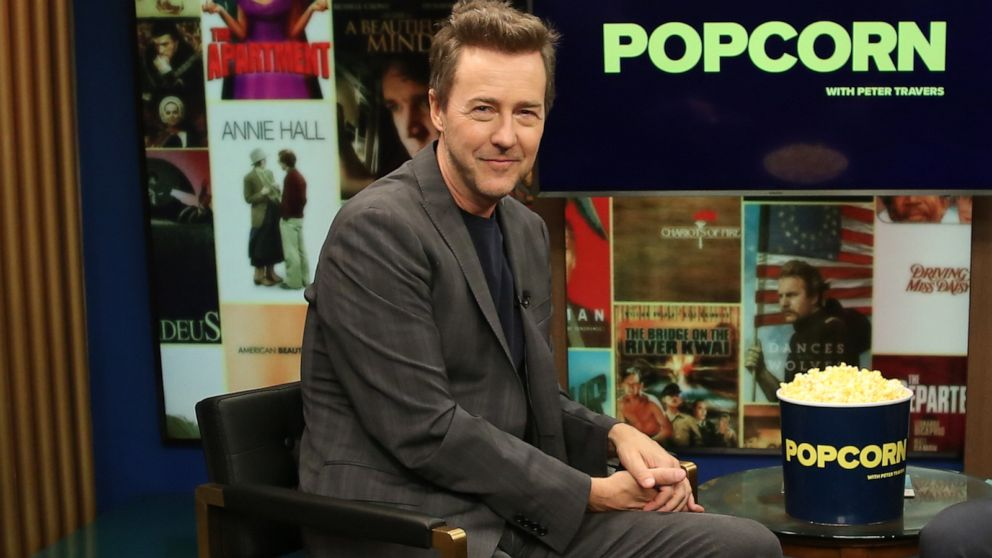 Edward Norton discusses 'Motherless Brooklyn' and looks back on his favorite roles Video