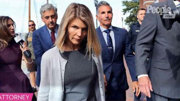 Lori Loughlin concerned after parent sentenced pleads guilty
