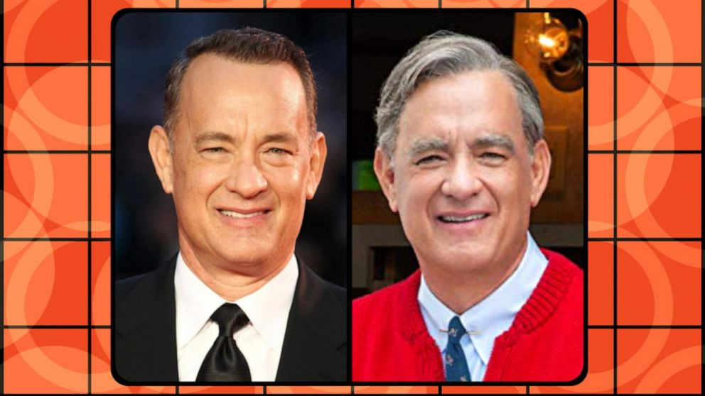 Is Tom Hanks Nicer Than Mr Rogers Video Abc News