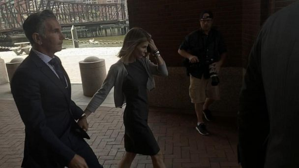 Judge has blunt response to guilty parents in college admissions scandal