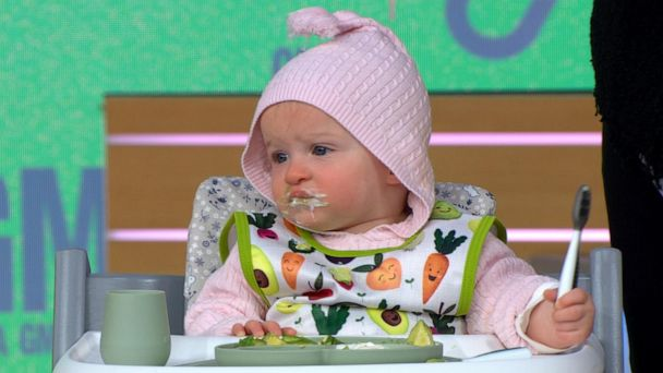 3 baby feeding tips from baby expert duo on Instagram