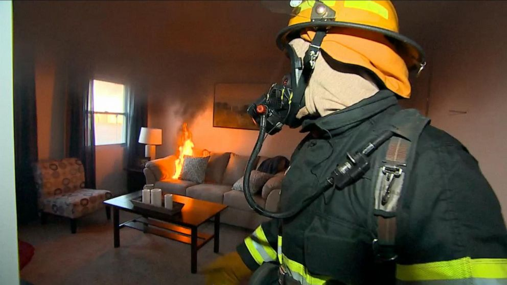 Home fires spike over the holidays. What you can do to get out alive