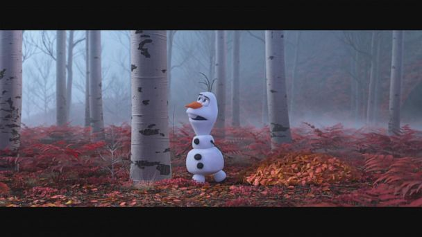 'Frozen II' has biggest box office opening ever for animated feature
