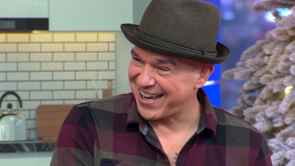 Chef Michael Symon Shares Quick Easy And Healthy Recipes Video Abc News