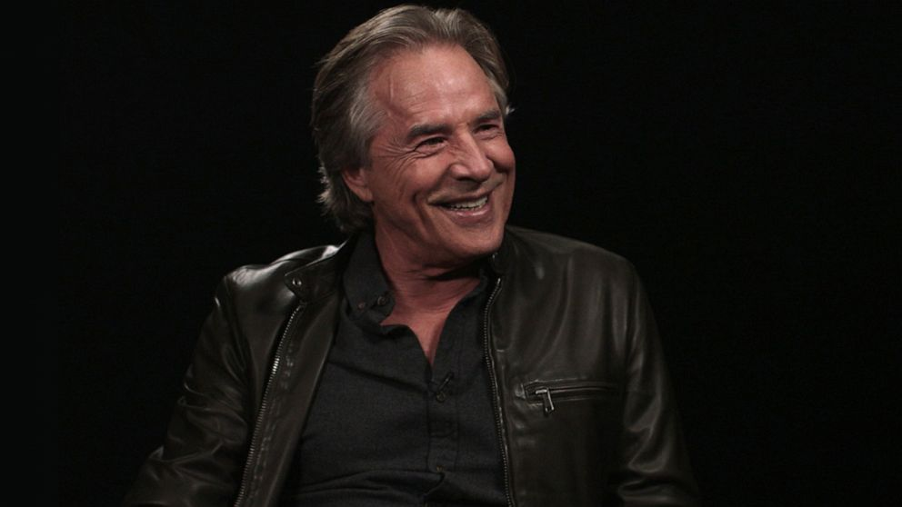 Don Johnson on 'Knives Out', 'Nash Bridges' and 'Miami Vice'