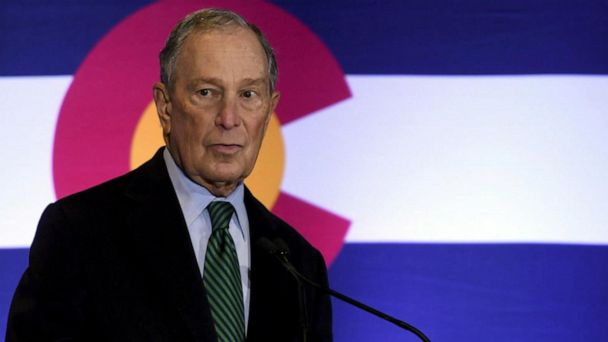 Michael Bloomberg facing new accusations of being racially out of touch