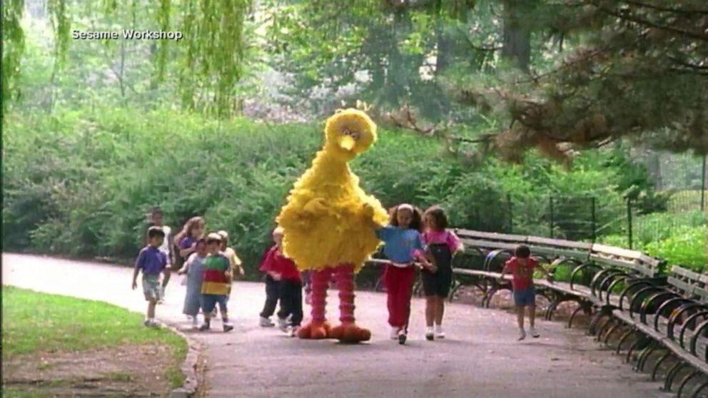 Man Who Played Big Bird Oscar The Grouch On Sesame Street