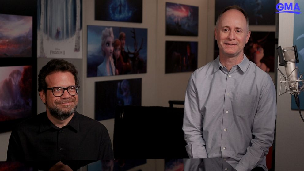 'Frozen 2' composers say music was 'very important' to the story