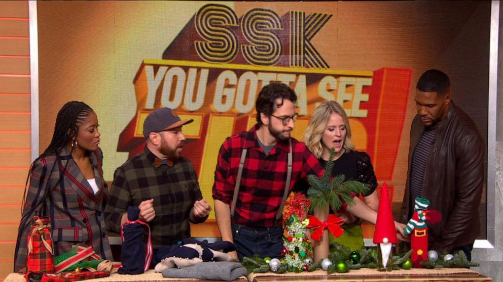 Holiday gifting hacks with the Crafty Lumberjacks