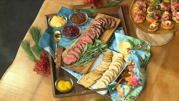 Sunny Anderson's holiday home run potluck dish