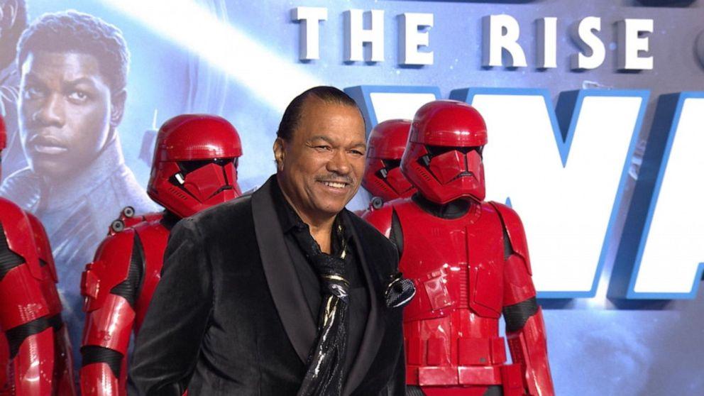 Star Wars The Rise Of Skywalker Cast Attends European Premiere In London Video Abc News