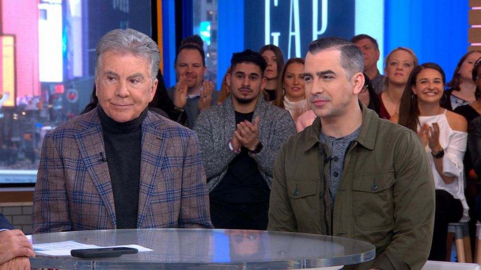 John Walsh And His Son Help Find Lost Kids In In Pursuit With John Walsh