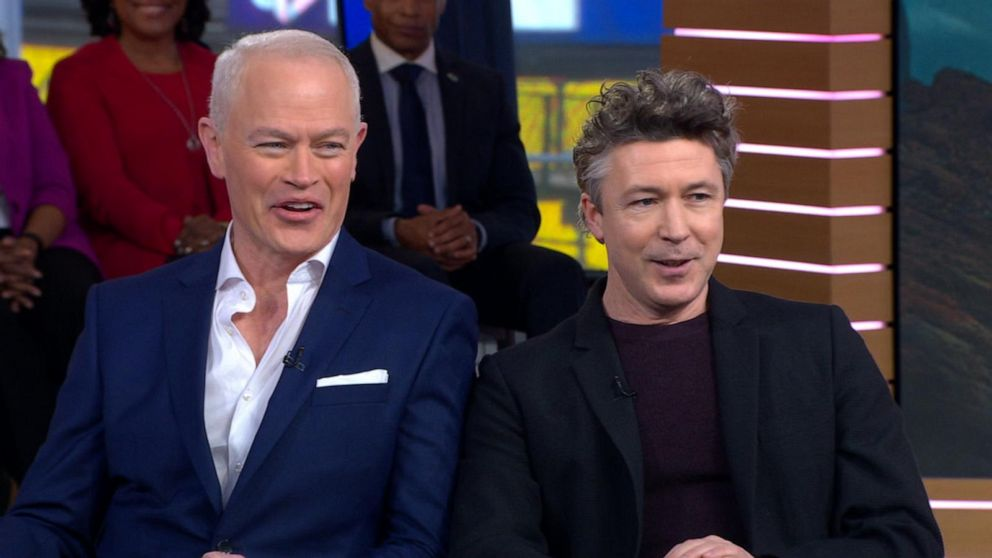 Project Blue Book's' Aiden Gillen and Neal McDonough might believe in aliens