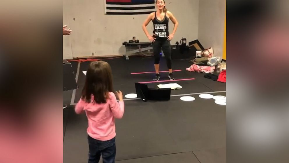 Mom Does 5 332 Burpees In 12 Hours To Help Daughter With Rare