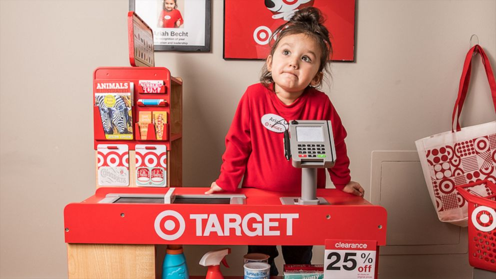 Mom's epic Target and Starbucks playroom gets ovation on social media
