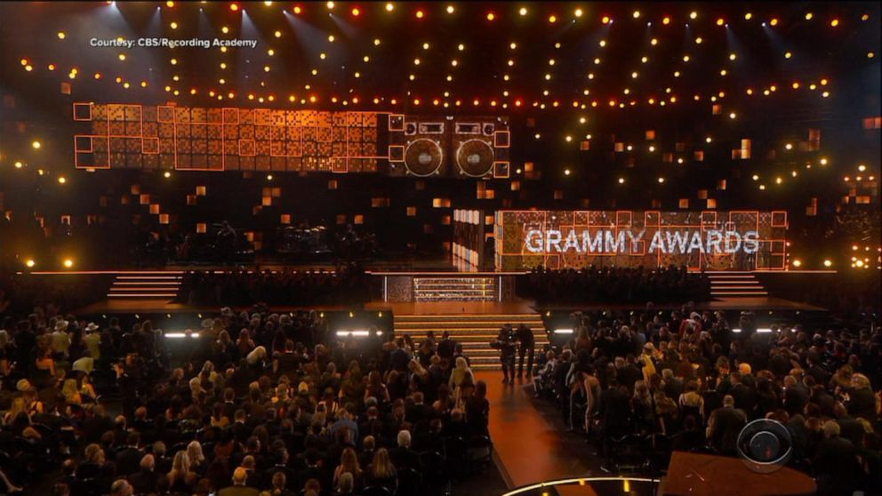 Ousted Grammy CEO alleges show is rigged