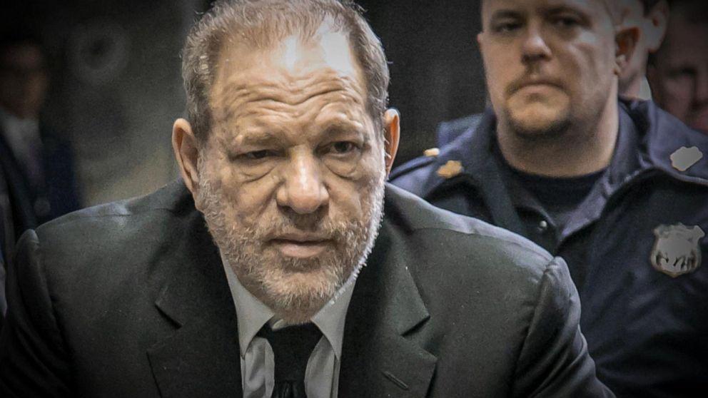 Landmark trial begins for Harvey Weinstein