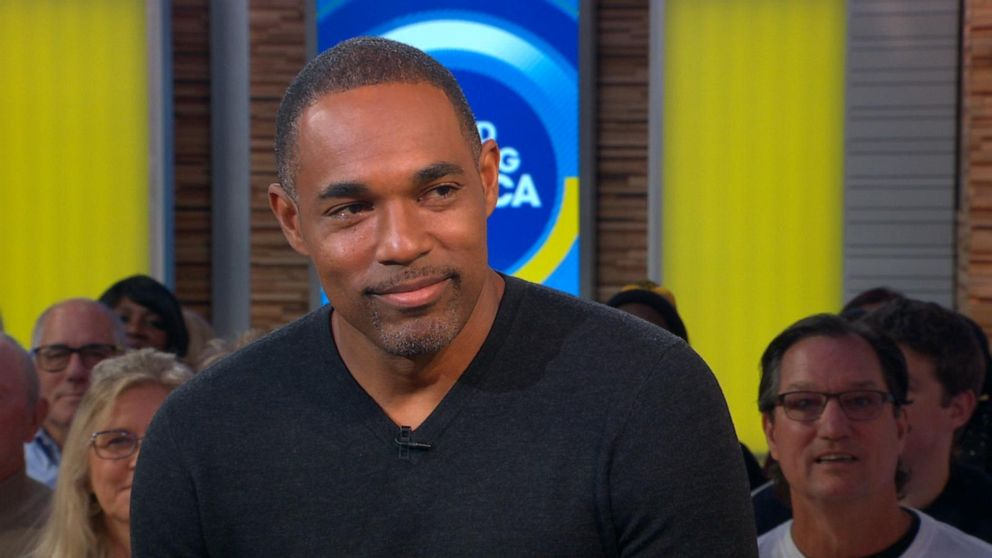 Jason George reveals if his brother was a 'good date' at the SAG Awards