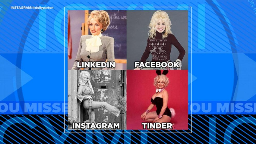 Celebrities get in on the craze of Dolly Parton's meme trend