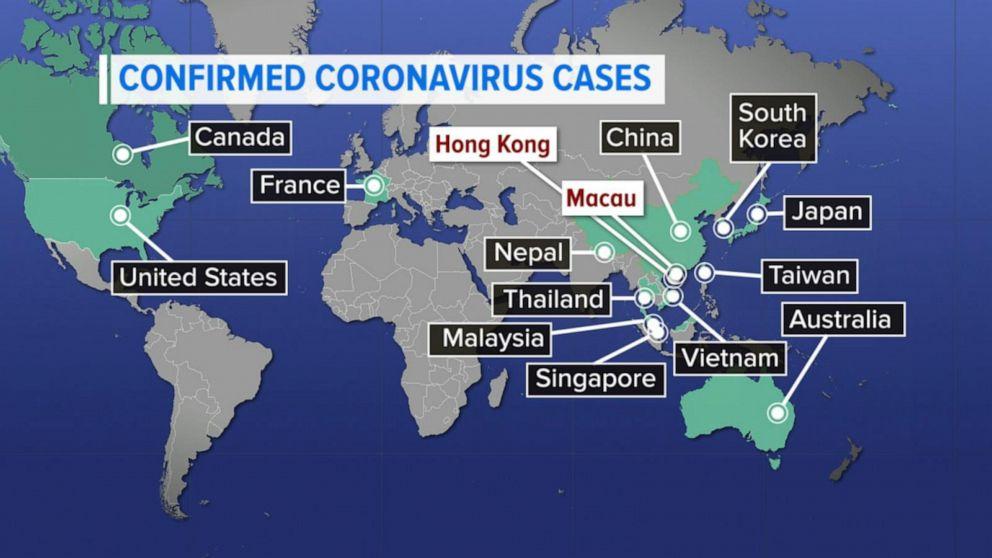 global effort to contain the coronavirus video