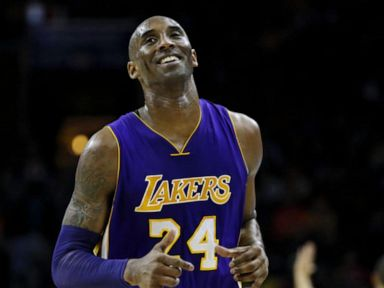 WATCH:  Kobe Bryant's off-the-court legacy