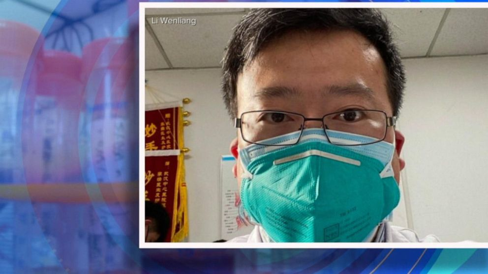 Trump Not Concerned China May Be Covering Up Full Extent Of Coronavirus Outbreak Abc News
