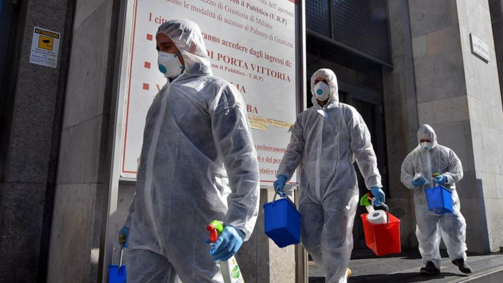 Coronavirus outbreak in Europe has many asking, 'Why Italy ...