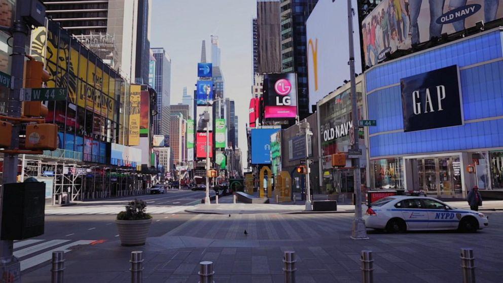 New York Coronavirus Cases Soar As Cities Across The Country Brace