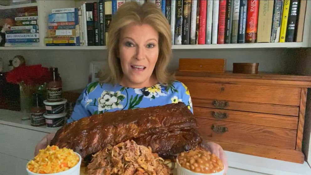 'GMA' Deals and Steals on barbeque ribs from a small business