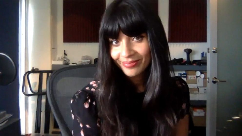 Here's how Jameela Jamil protects her mental health