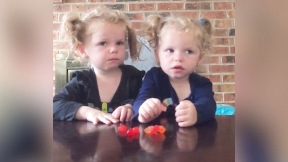 Mom of twins tries out the fruit snack challenge