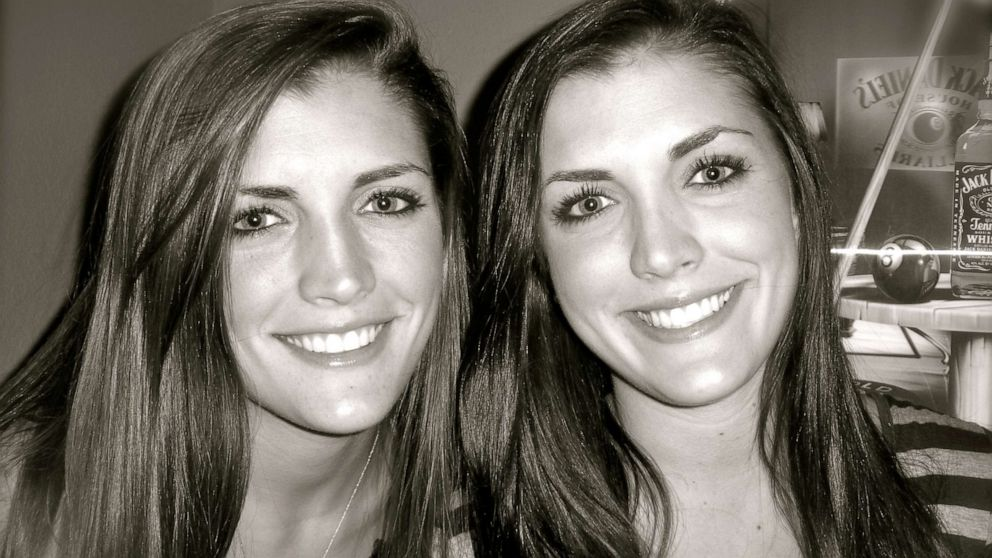 My identical twin sister was shot and killed. Here's what I want people to know about living with grief.