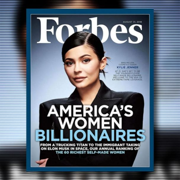 Kylie Jenner and Forbes: Inside their spat over her billionaire ...