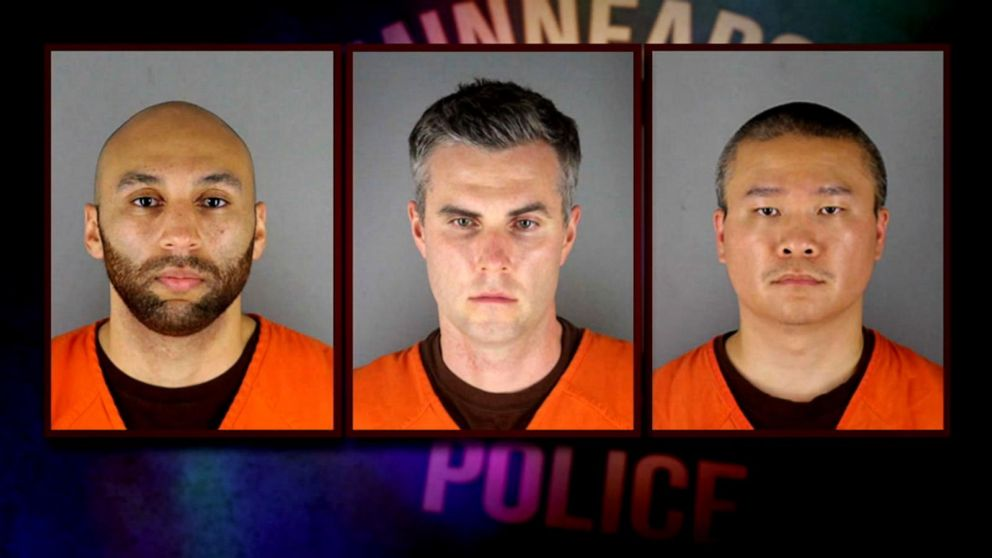 New Details On Officers Charged In The Death Of George Floyd Video Abc News