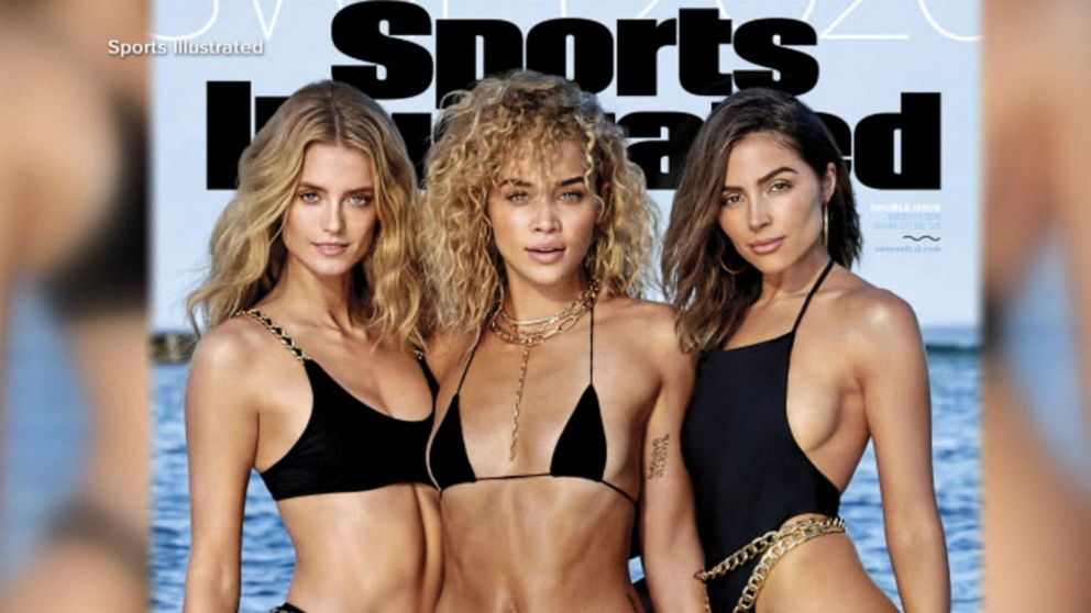 Sports Illustrated reveals cover of 2020 Swimsuit Issue