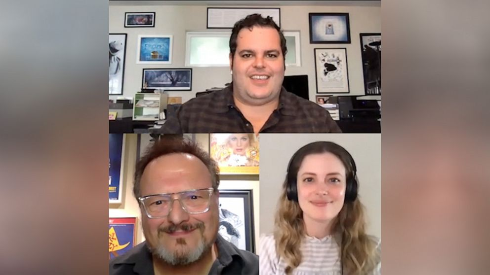 Josh Gad From Disney S Frozen Has A New Podcast And It S Not What You D Think Video Abc News