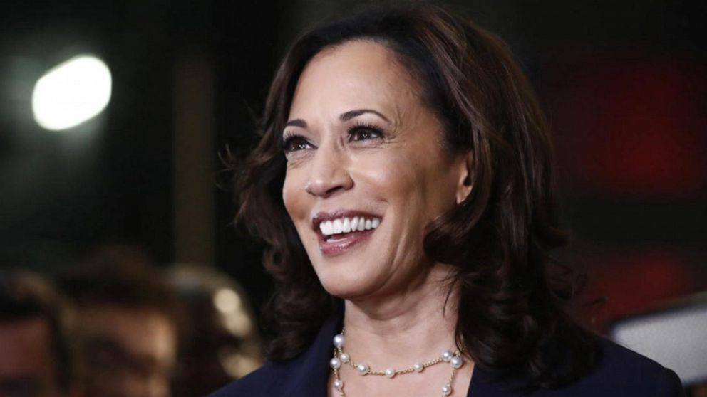 Joe Biden Picks Kamala Harris As Running Mate Video Abc News