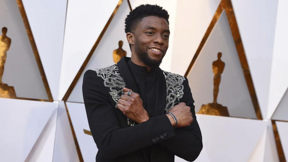 Black Panther Star Chadwick Boseman Dies Of Colon Cancer At Age 43 Video Abc News