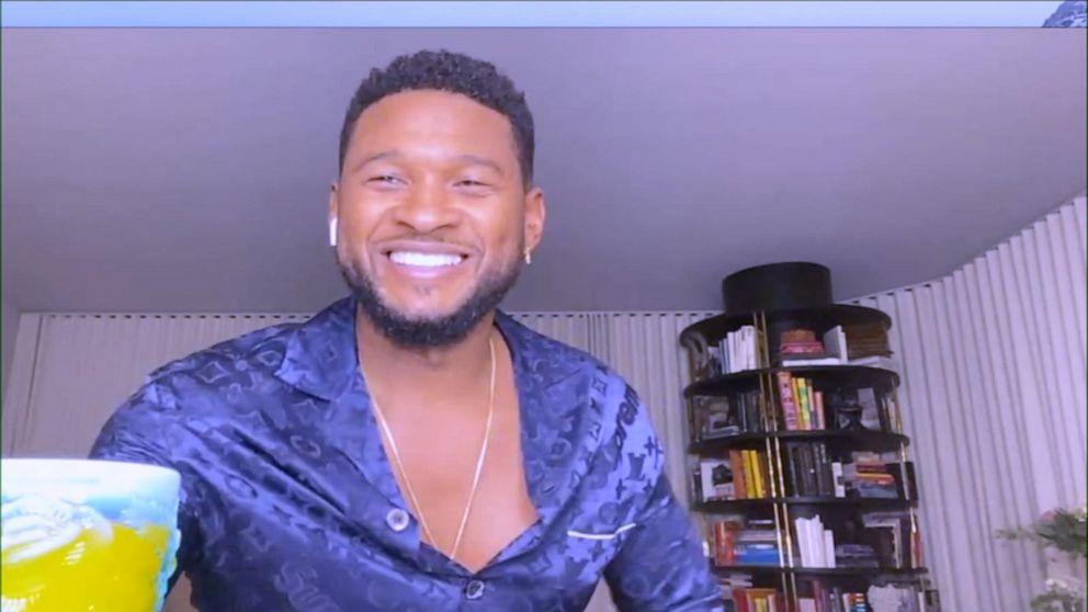 Usher Announces Las Vegas Residency Video Abc News