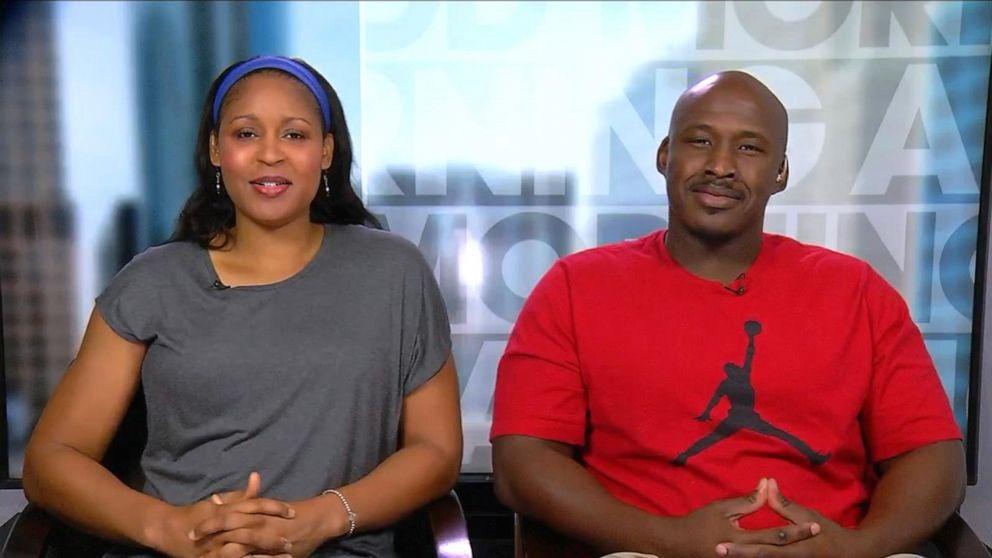 USA: Une basketteuse fait libérer un prisonnier et l'épouse-Photos