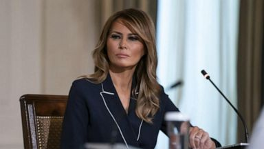 VIDEO: First lady fires back at former best friend over memoir, leaked audio tapes