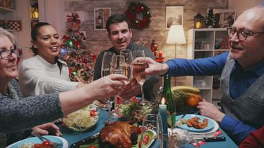 VIDEO: Experts warn of possible risks with indoor gatherings for holidays