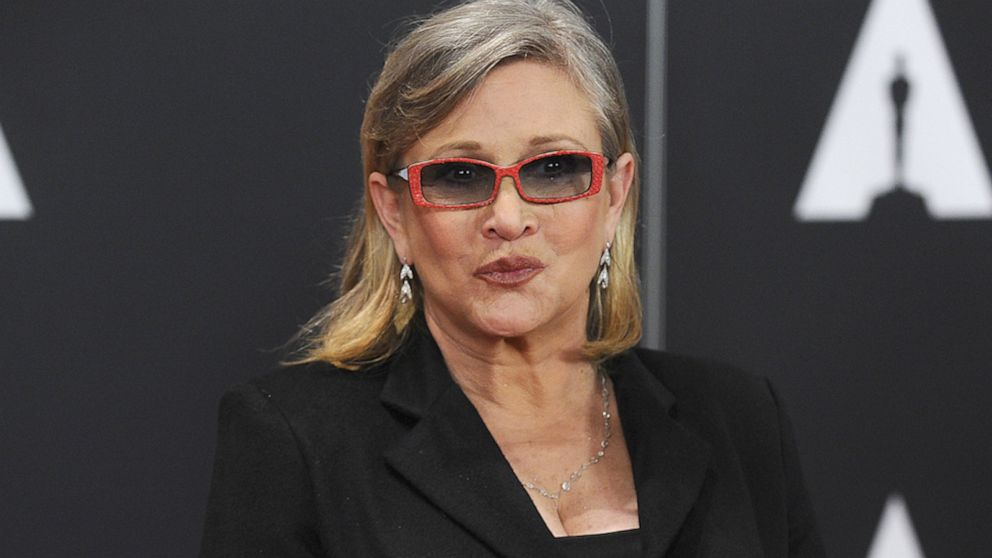 Remembering Carrie Fisher on her birthday